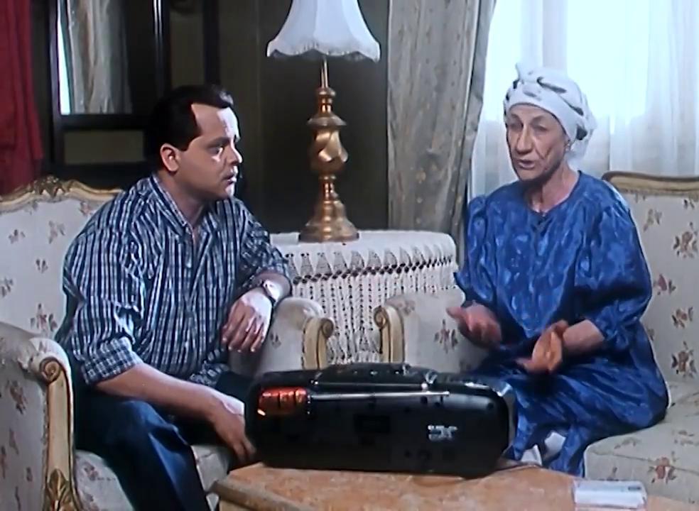 صورة 1 من فيلم صاحب صاحبه - فوزية عبد العليم - محمد هنيدي -