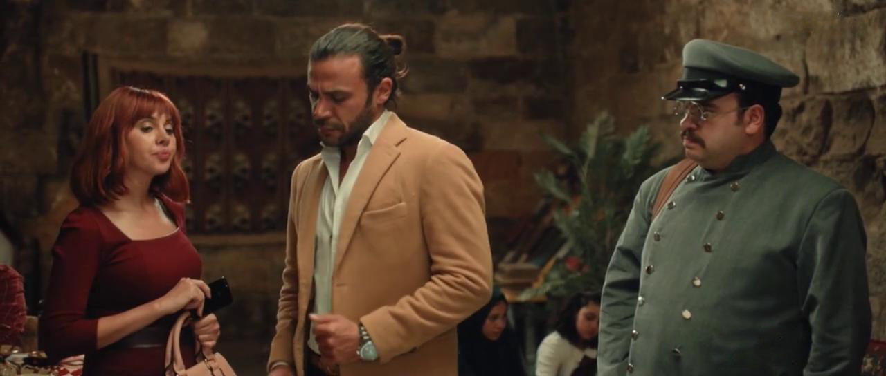 صورة 1 من فيلم لص بغداد - محمد عبد الرحمن (1) - محمد إمام (1) - ياسمين رئيس -