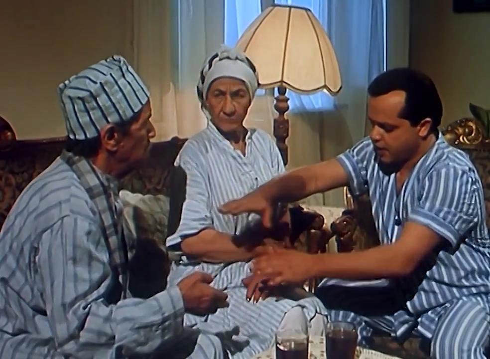 صورة 1 من فيلم صاحب صاحبه - محمد هنيدي - فوزية عبد العليم - محمد يوسف (2) -