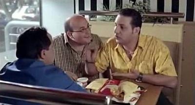 صورة 35 من فيلم عندليب الدقي - حمادة بركات - محمد السعدني - محمد هنيدي -