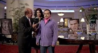 صورة 76 من فيلم عندليب الدقي - محمد هنيدي - هبة نور - لطفي لبيب -