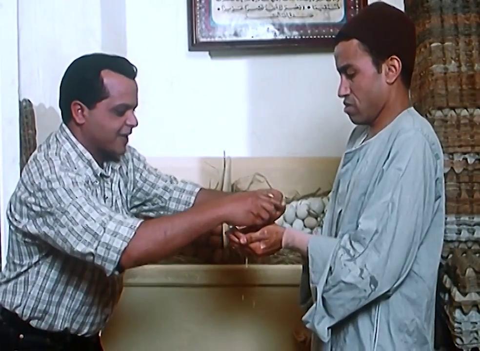 صورة 1 من فيلم صاحب صاحبه - سامح حسين - محمد هنيدي -