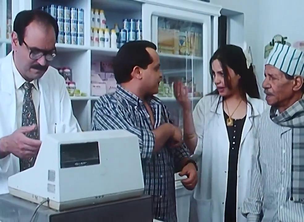 صورة 1 من فيلم صاحب صاحبه - محمد يوسف (2) - أميرة نايف - محمد هنيدي -