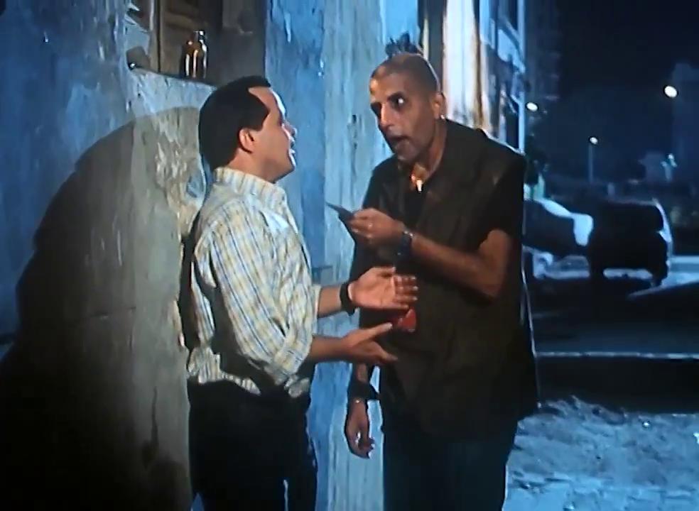 صورة 1 من فيلم صاحب صاحبه - هشام جمعة - محمد هنيدي -