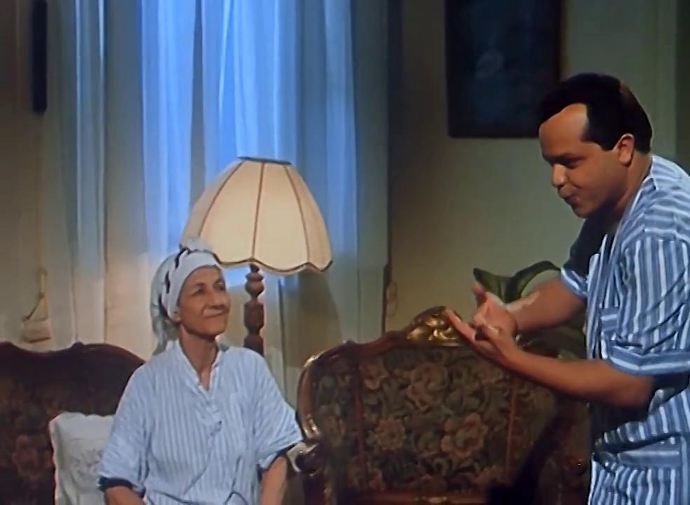 صورة 1 من فيلم صاحب صاحبه - محمد هنيدي - فوزية عبد العليم -