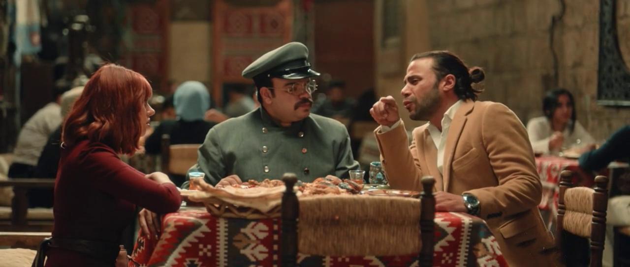 صورة 1 من فيلم لص بغداد - محمد إمام (1) - محمد عبد الرحمن (1) - ياسمين رئيس -