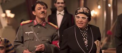 صورة 247 من فيلم الحرب العالمية الثالثة - إنعام سالوسة - محمد الخضري - علاء مرسي -