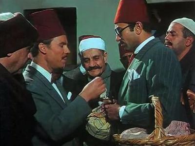 صورة 38 من فيلم الأرض - عبد المحسن سليم - حمدي أحمد (1) - عبد الوارث عسر - أشرف السلحدار -