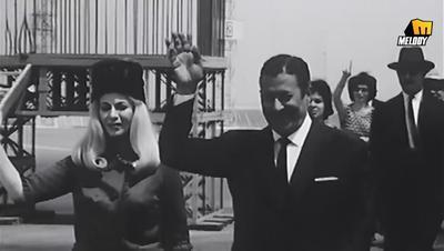 صورة 48 من فيلم الخروج من الجنة - عماد حمدي (1) - هند رستم -
