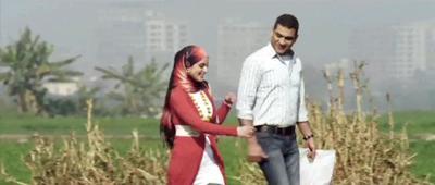 صورة 67 من فيلم المعدية - هاني عادل (1) - درة (1) -