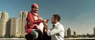 صورة 74 من فيلم المعدية - هاني عادل (1) - درة (1) -