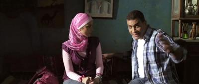 صورة 100 من فيلم المعدية - هاني عادل (1) - درة -