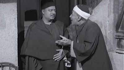 صورة 189 من فيلم الزوجة الثانية - حسن البارودي - صلاح منصور -