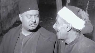صورة 195 من فيلم الزوجة الثانية - حسن البارودي - صلاح منصور -