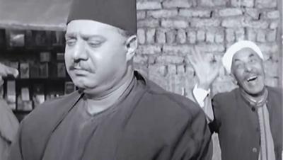 صورة 197 من فيلم الزوجة الثانية - حسن البارودي - صلاح منصور -