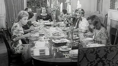 صورة 2 من فيلم بين إيديك - ماجدة - علوية جميل - قسمت شيرين -