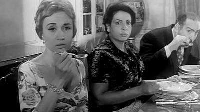 صورة 4 من فيلم بين إيديك - محمد أباظة - نعيمة وصفي - قسمت شيرين -