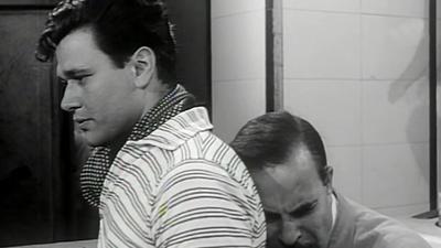 صورة 21 من فيلم بين إيديك - عبد الفتاح القصري - سمير خليل -