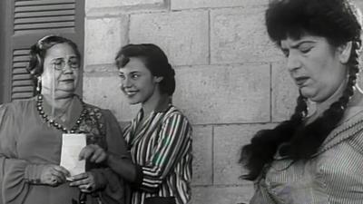 صورة 74 من فيلم بين إيديك - زينات صدقي - ماجدة - علوية جميل -