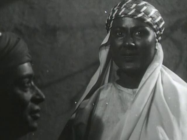 صورة 1 من فيلم بلال مؤذن الرسول - عزيزة حلمي - فؤاد الرشيدي -