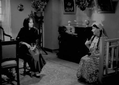 صورة 80 من فيلم دعاء الكروان - كوثر رمزي - فاتن حمامة - الدهليز - قاعدة  بيانات السينما المصرية والفنانين