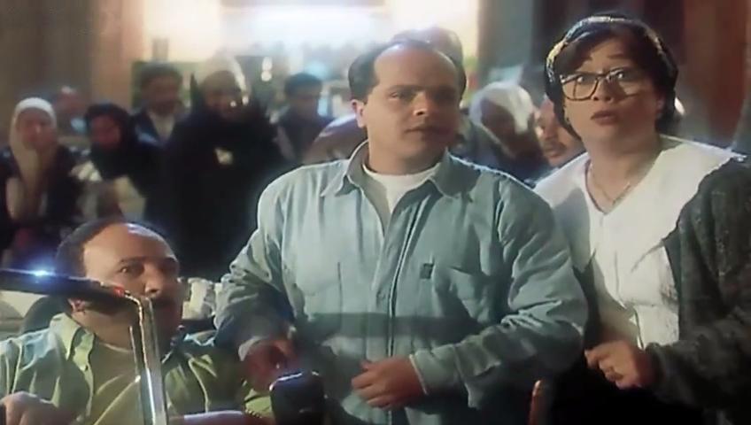 صورة 1 من فيلم بلية... ودماغه العالية - هالة فاخر - محمد هنيدي - محمود عبد الغفار (1) -