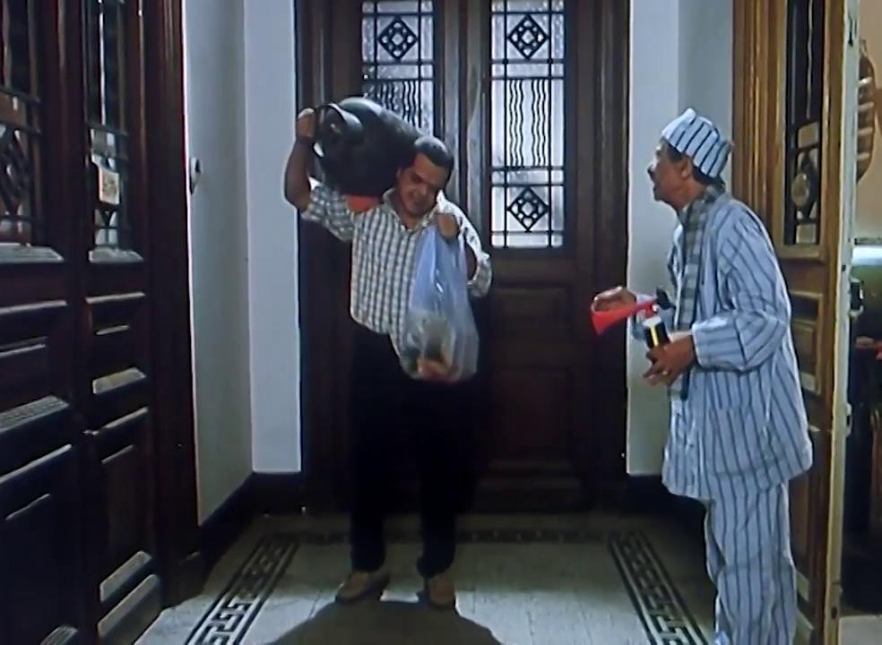 صورة 1 من فيلم صاحب صاحبه - محمد يوسف (2) - محمد هنيدي -