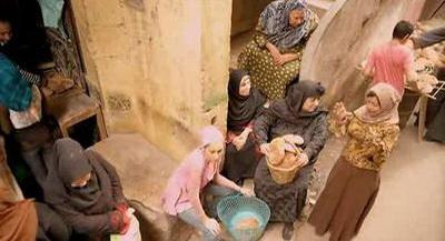 صورة 22 من فيلم فتاة المصنع - سلوى محمد علي - يسرية المغربية - ياسمين رئيس -