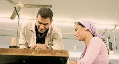 صورة 31 من فيلم فتاة المصنع - ياسمين رئيس - هاني عادل (1) -