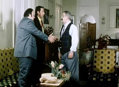 صورة 49 من فيلم غبي منه فيه - طلعت زكريا - هاني رمزي - سعيد طرابيك -
