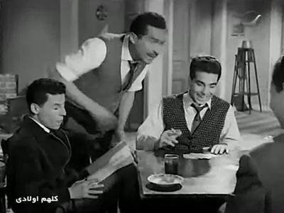 صورة 8 من فيلم كلهم أولادي - حسن يوسف (1) - عبد الرحمن أبو زهرة - عبد السلام محمد -