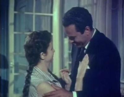 صورة 3 من فيلم لا أنام - يحيى شاهين - فاتن حمامة -
