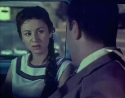 صورة 7 من فيلم لا أنام - يحيى شاهين - فاتن حمامة -