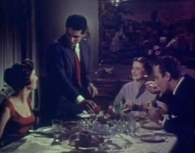 صورة 9 من فيلم لا أنام - يحيى شاهين - مريم فخر الدين - عمر الشريف - فاتن حمامة -
