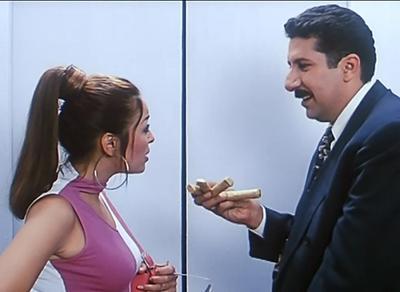 صورة 6 من فيلم محامي خُلع - هاني رمزي - داليا البحيري -