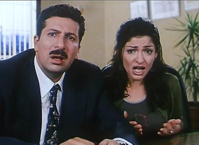 صورة 18 من فيلم محامي خُلع - علا غانم - هاني رمزي -