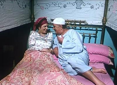 صورة 84 من فيلم محامي خُلع - حسن حسني - إنعام سالوسة -