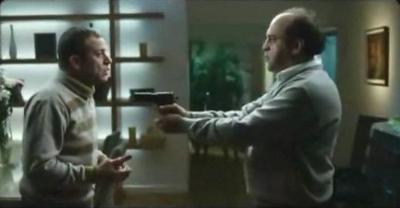 صورة 34 من فيلم نقطة رجوع - محمد شومان - شريف منير (1) -