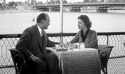 صورة 21 من فيلم قلوب حائرة - زهرة العلا - محمود المليجي - الدهليز - قاعدة  بيانات السينما المصرية والفنانين