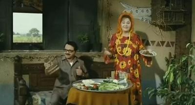 صورة 6 من فيلم رمضان مبروك أبو العلمين حمودة - ليلى طاهر - محمد هنيدي -