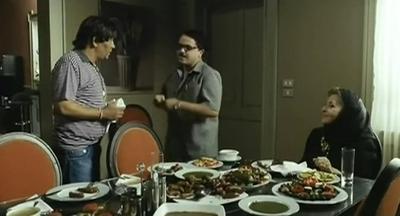صورة 48 من فيلم رمضان مبروك أبو العلمين حمودة - ليلى طاهر - محمد هنيدي - محمد شرف -