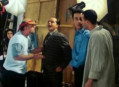 صورة 24 من فيلم صعيدي في الجامعة الأمريكية - أحمد السقا - طارق لطفي - محمد هنيدي -