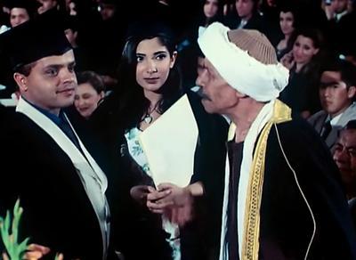 صورة 107 من فيلم صعيدي في الجامعة الأمريكية - محمد يوسف (2) - منى زكي (1) - محمد هنيدي -