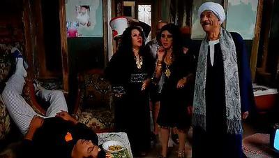 صورة 21 من فيلم تتح - سيد رجب - مروى (1) - محمد سعد (1) - هياتم - عمر مصطفى متولي -