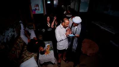 صورة 23 من فيلم تتح - سيد رجب - محمد سعد (1) - مروى (1) - هياتم - عمر مصطفى متولي -