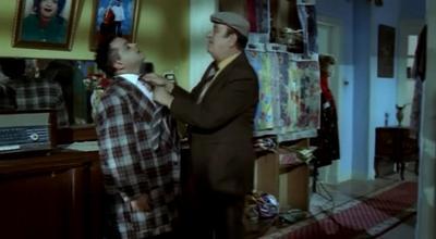 صورة 19 من فيلم يا أنا يا خالتي! - حسن حسني - محمد هنيدي -