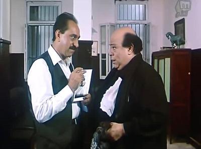 صورة 33 من فيلم زكية زكريا في البرلمان إبراهيم نصر محمد أبو داود الدهليز قاعدة بيانات السينما المصرية والفنانين